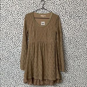 Final Price! NWT Altar'd State Sweater Dress